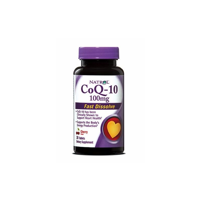 NATROL Co-Q10 Vitamines & Multi-Vitamines
