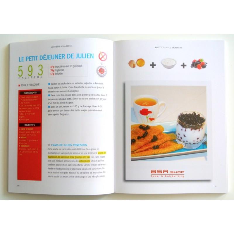 ASSIETTE DE LA FORCE Livres de Nutrition Thierry Souccar Editions
