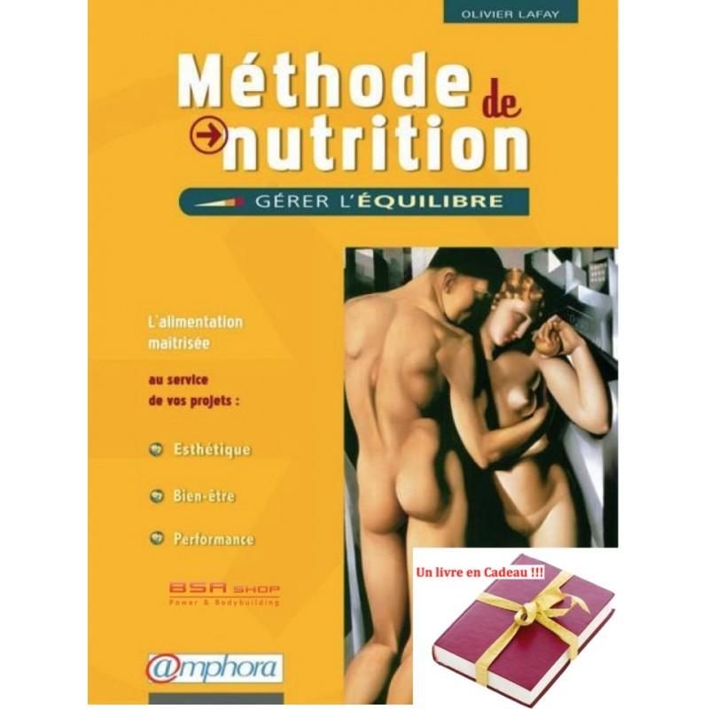 METHODE DE NUTRITION Livres de Nutrition AMPHORA Edition