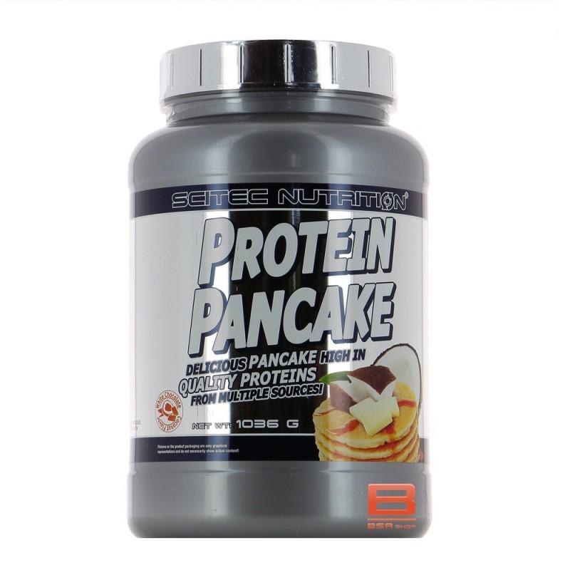 SCITEC PROTEIN PANCAKE Protéines & Whey SCITEC NUTRITION