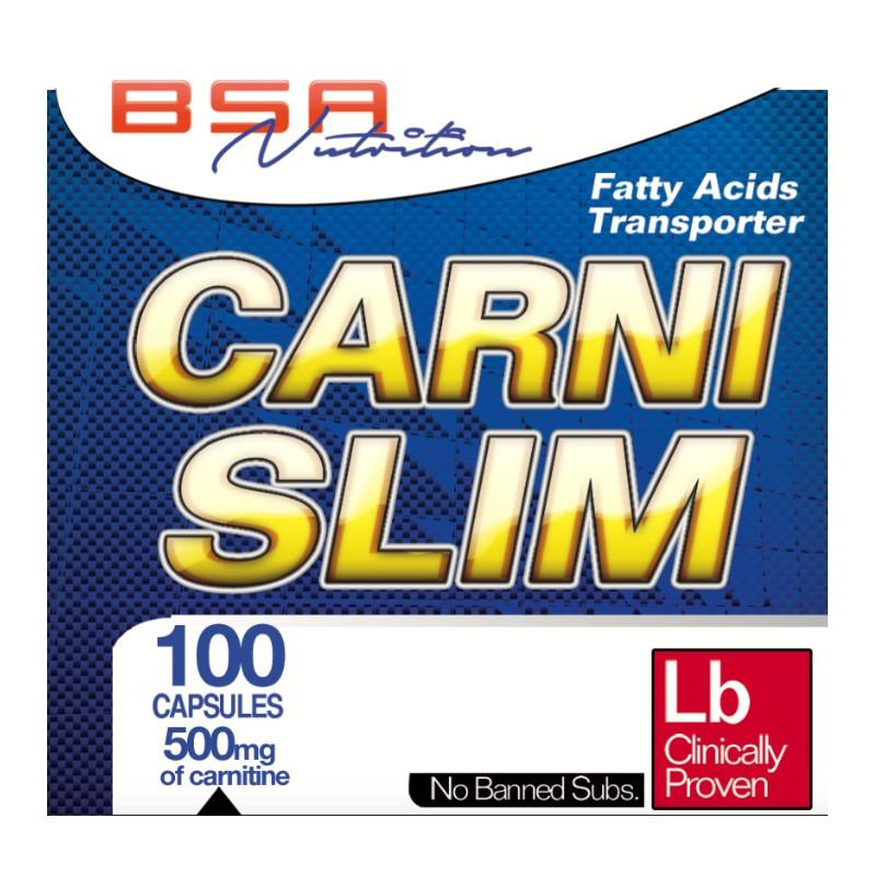 BSA Nutrition CARNISLIM L-Carnitine BSA NUTRITION