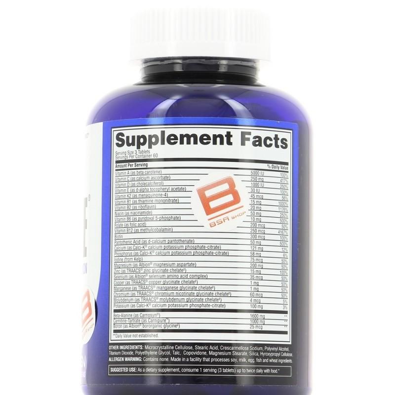 GASPARI ANAVITE Vitamines & Multi-Vitamines GASPARI NUTRITION