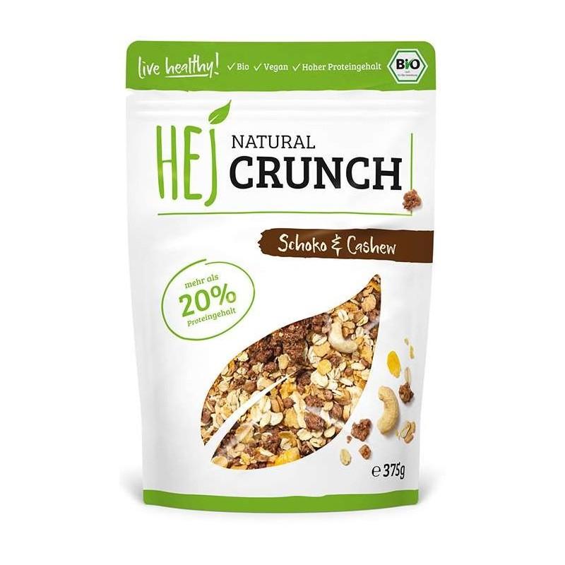 Hej Nutrition Natural Crunch Petit déjeuner