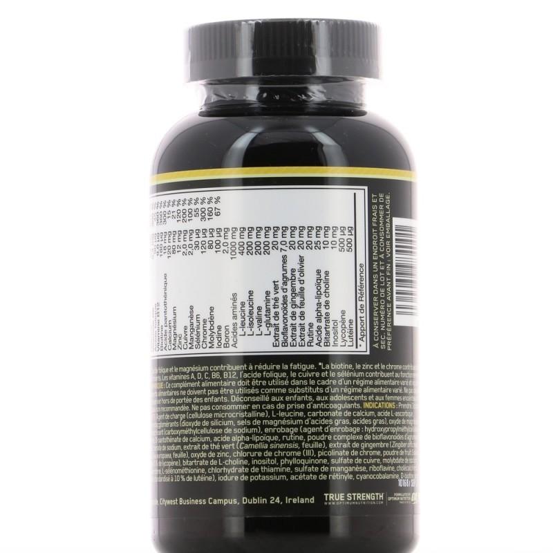 OPTIMUM OPTI MEN Vitamines & Omega 3 OPTIMUM NUTRITION