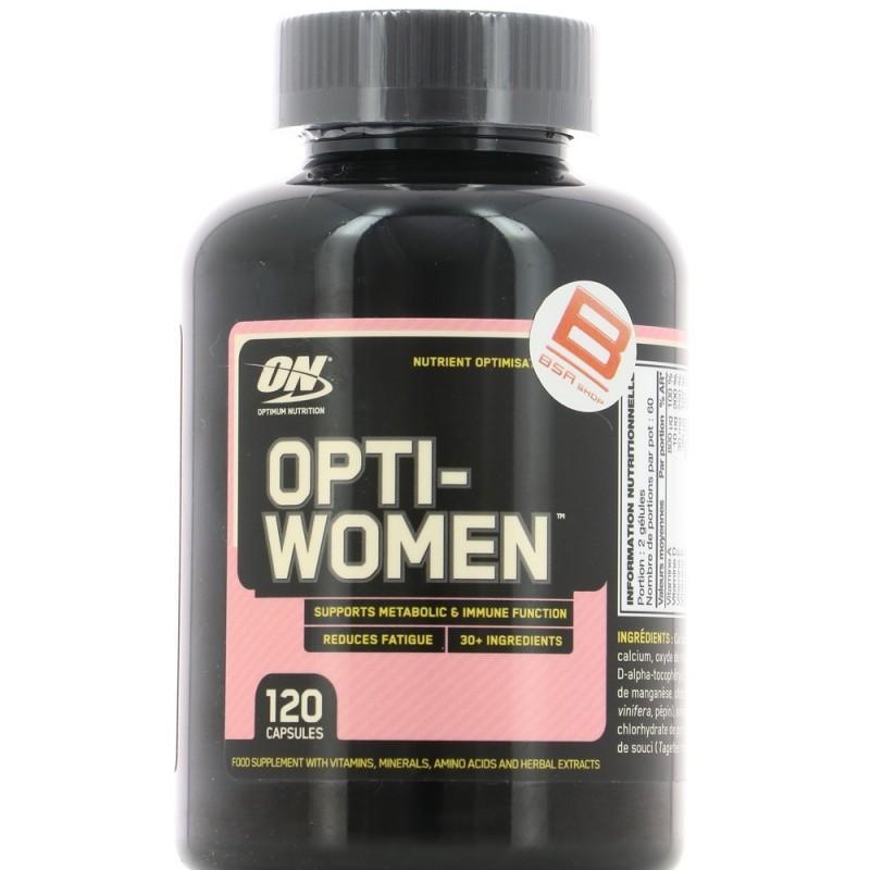 OPTIMUM NUTRITION OPTI WOMEN Vitamines & Multi-Vitamines OPTIMUM NUTRITION