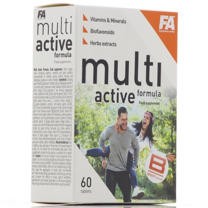 FA MULTI ACTIVE FORMULA Minceur et Bien-être FA ENGINEERED NUTRITION
