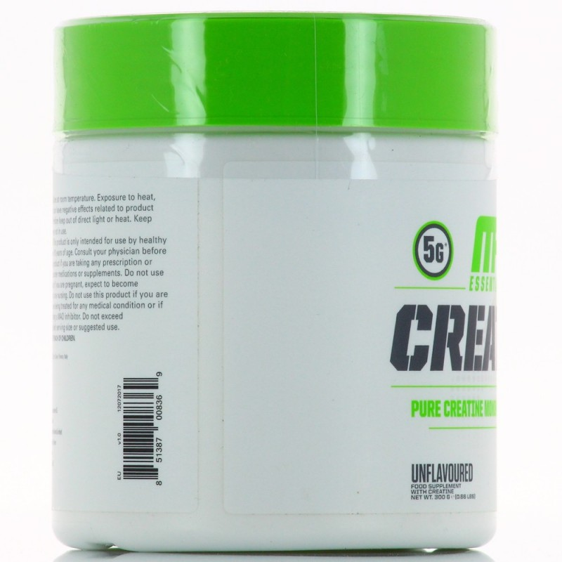 MUSCLEPHARM CREATINE Construction musculaire MUSCLE PHARM