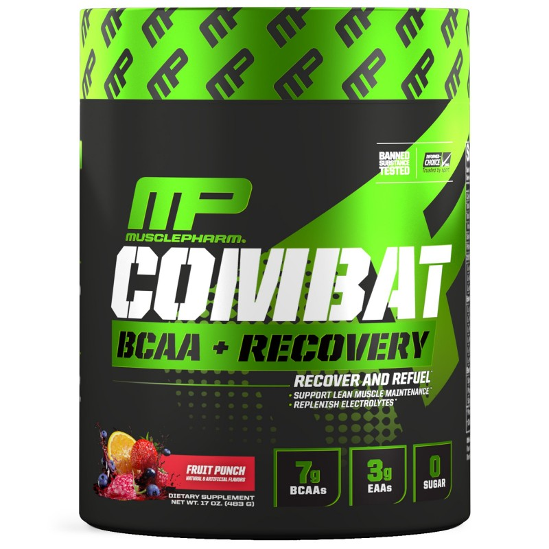 MUSCLEPHARM COMBAT BCAA + RECOVERY