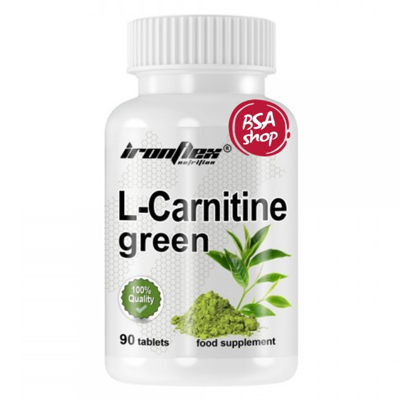 IRONFLEX L-CARNITINE GREEN