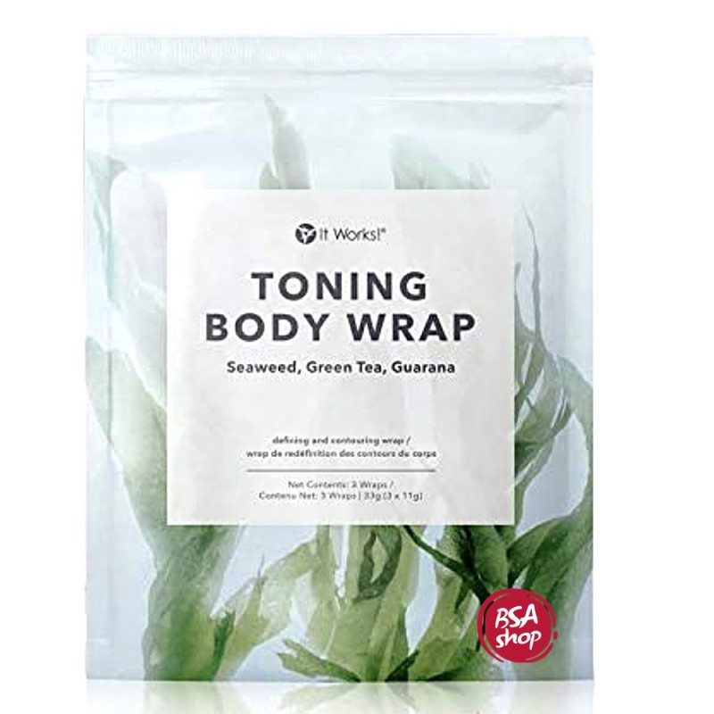 ITWORKS TONING BODY WRAP