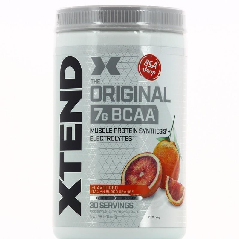 SCIVATION XTEND BCAAS BCAA