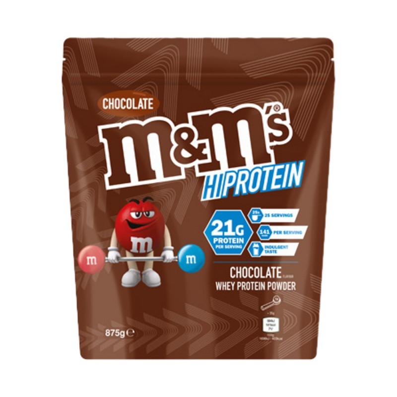 M&M'S PROTEIN POWDER