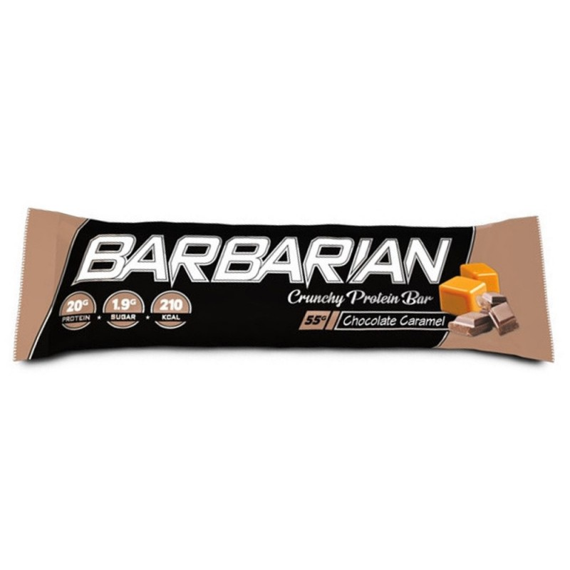 STACKER BARBARIAN PROTEIN BAR