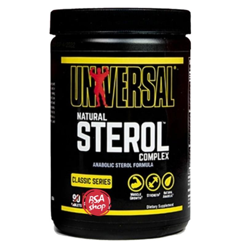 UNIVERSAL NATURAL STEROL COMPLEX V2