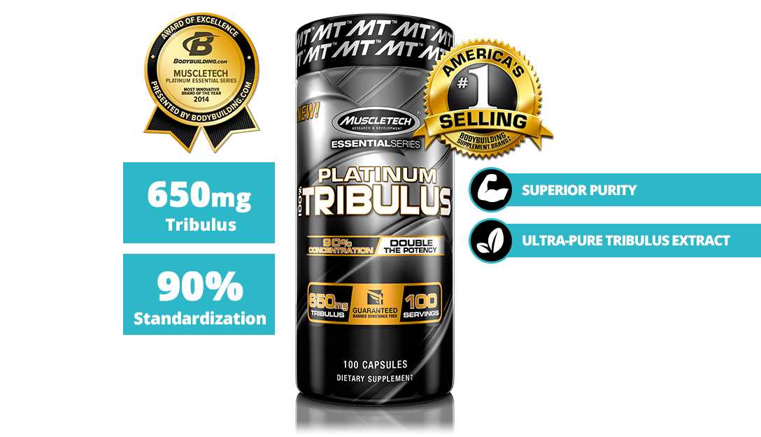 Muscletech tribulus terrestris